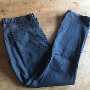 Levi's Men's 513 Jeans in Grey color